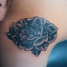 Custom rose by Bobby Rotten