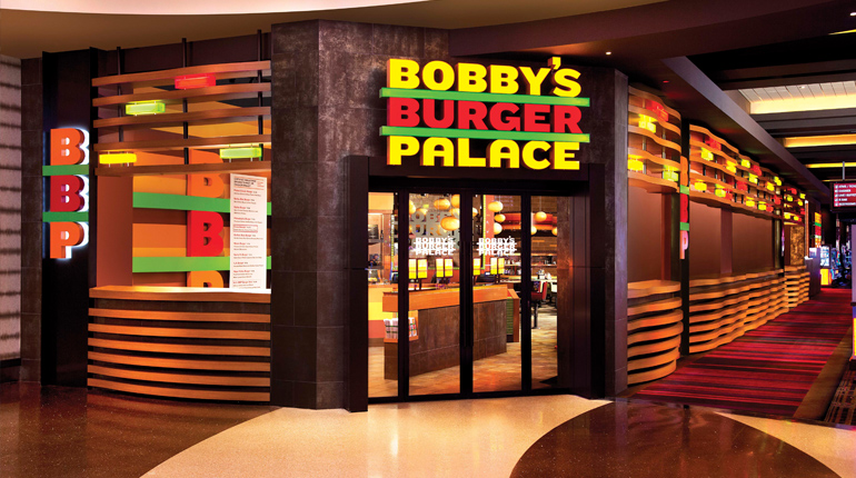 Photo Gallery - Official website of Bobby's Burger Palace
