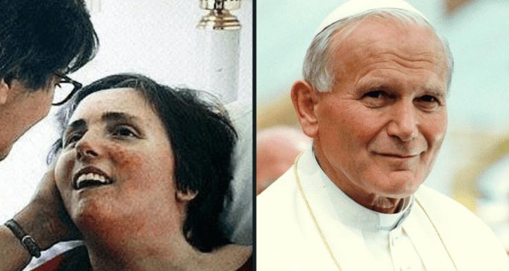 Schiavo Pope John