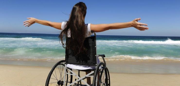 Woman Disability