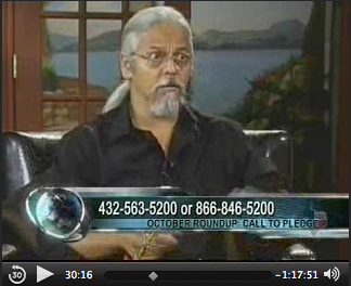 Jim Barfield on GLC talking about the Copper Scroll Project