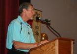 Anson Elementary P.E. teacher Don Wiser.