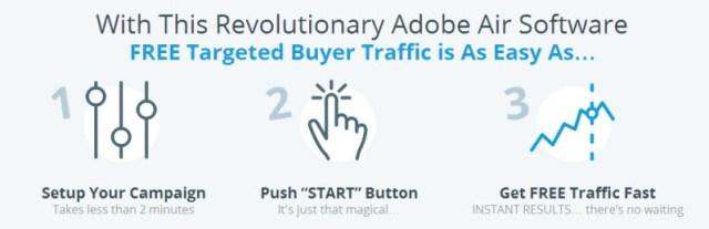 Traffic Fusion Adobe Air Software
