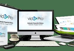 vidpro review light-dark template