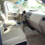 2005 White Ford F150 Xlt Interior Pics 2 Bob Currie Auto Sales