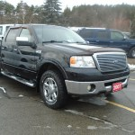 2007 Ford F150 Black Crew Cab 2 Bob Currie Auto Sales