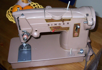 Sweet sewing machine!