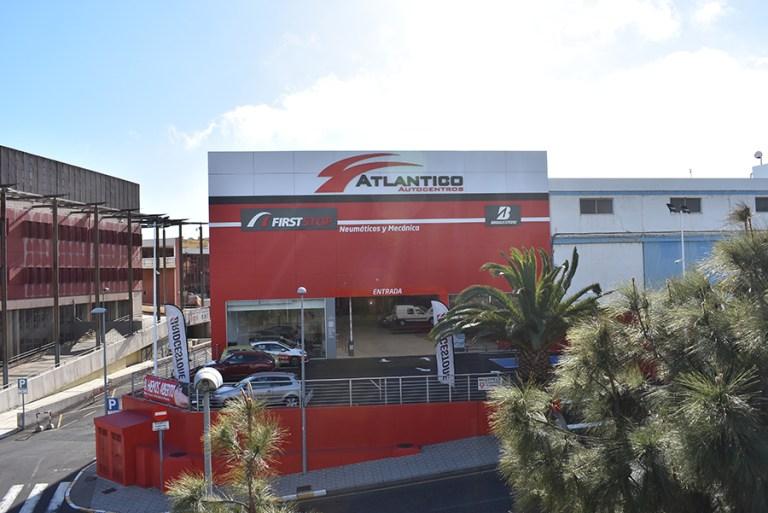 Atlántico Autocentro – Letras Corpóreas