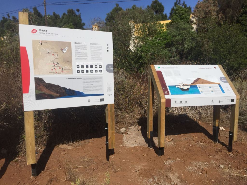 Señalización Tenerife Canarias