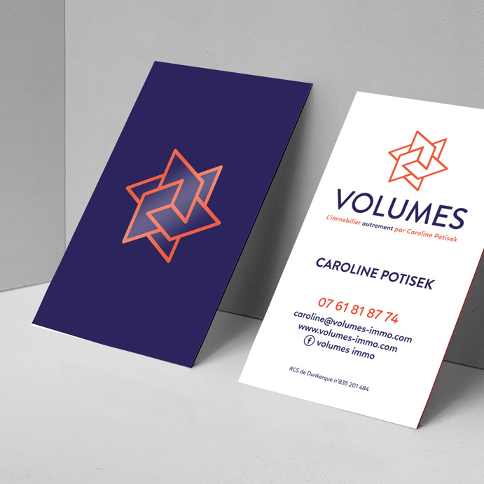 VOLUMES - L'immobilier autrement dans les Flandres par Caroline Potisek - Design global - Bob & Simone