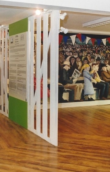 Beyond The Boundary exhibition