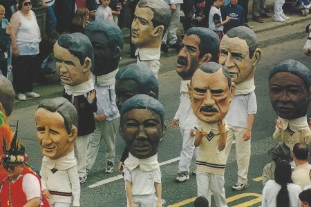 The Carnival Parade