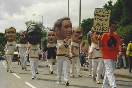 Bacup Parade