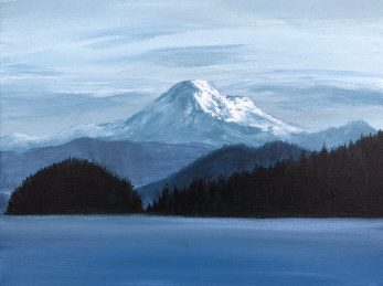 """Fidalgo Morning""- SOLD"