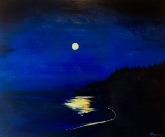 """""""Don't tell me the moon is shining; show me the glint of light on broken glass."""" Anton Checkov"""