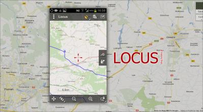Locus Pro – najlepszy mapnik igps logger dla Androida