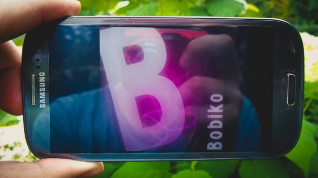 Samsung Galaxy S3 w moich rękach