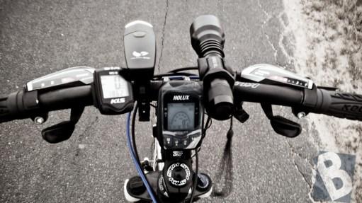 Kolejny Holux aletym razem GPSport 245