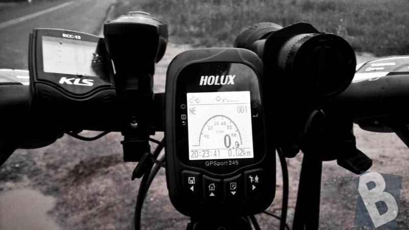 Holux GPSport 245