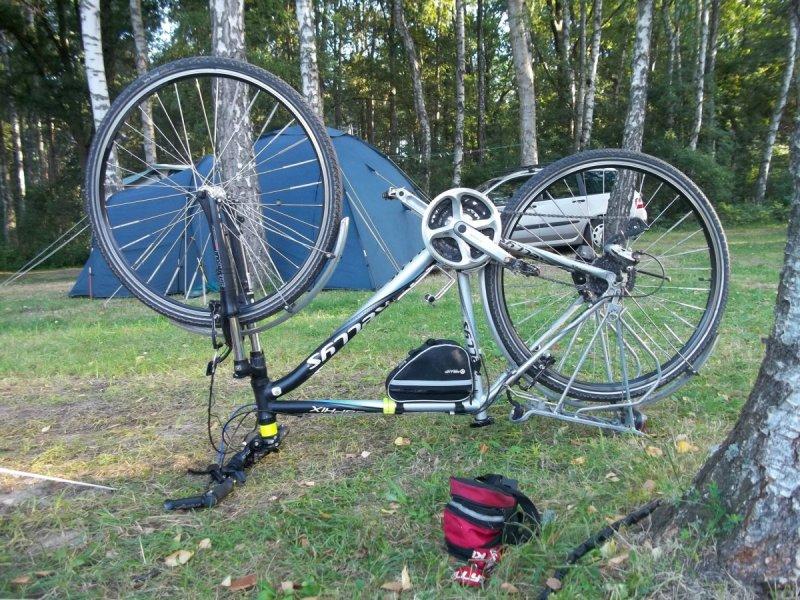 R10 - Czasem trzeba było serwisować rower