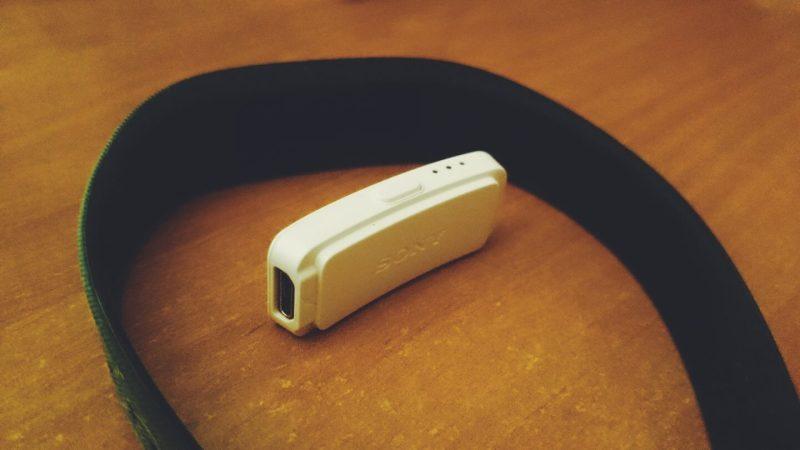 Smartband SWR10 - głowna czesc opaski
