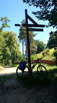 A co, rower też musi odpocząć