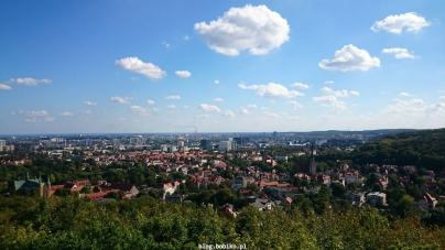 Spojrzenie na Sopot i Gdynię