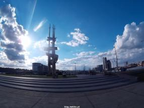 Pomnik Żagli w Gdynii
