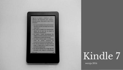 Kindle 7 2014