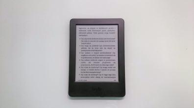 Kindle 7 - bez podświetlenia