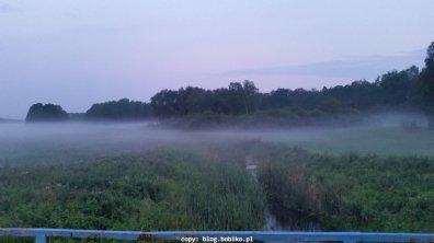 nad rzeką Wełną
