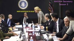 Madam Secretary czy Raczej Madam Presidente?
