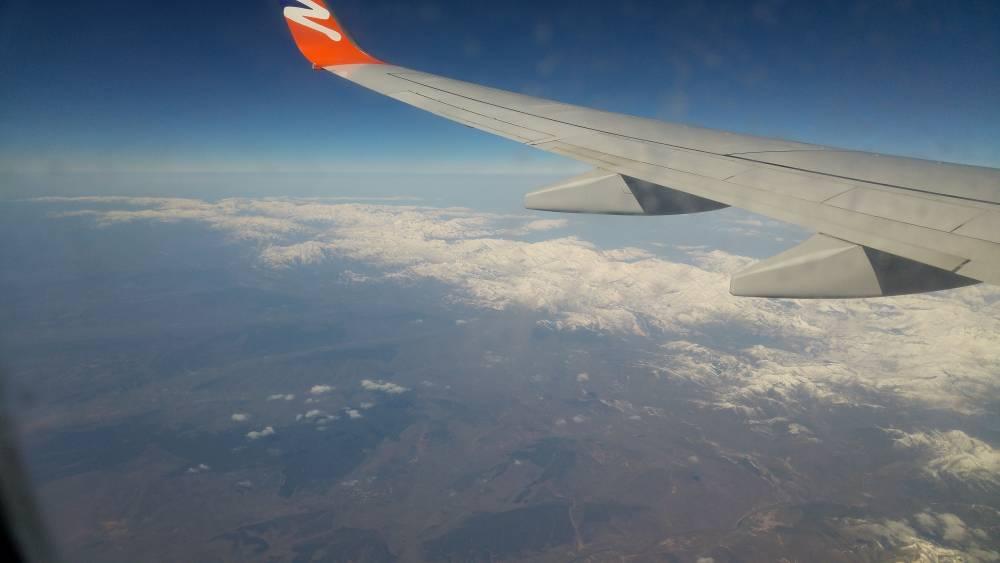 Fuertaventura - Środek Europy