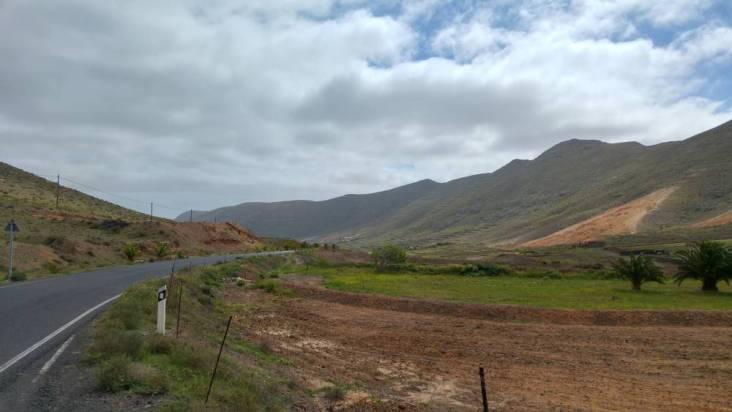 Fuertaventura - rowerowy dzien 3