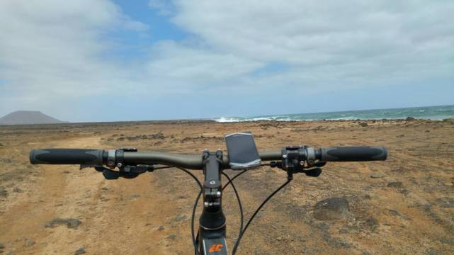 Fuertaventura - rowerowy dzien 9