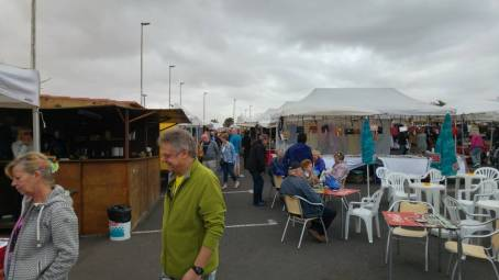 Fuertaventura - targ Senegalczykow