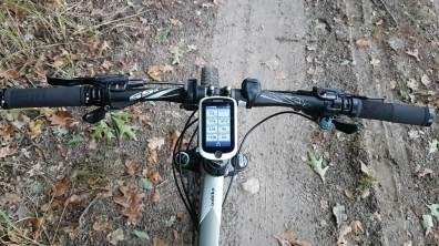 Mio Cyclo 505HC - prezentacja w terenie