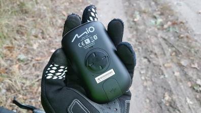 Mio Cyclo 500HC - tyl urządzenia