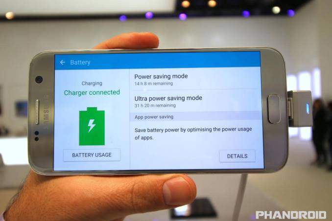 samsung galaxy s7 - Power saving (by Phandroid)