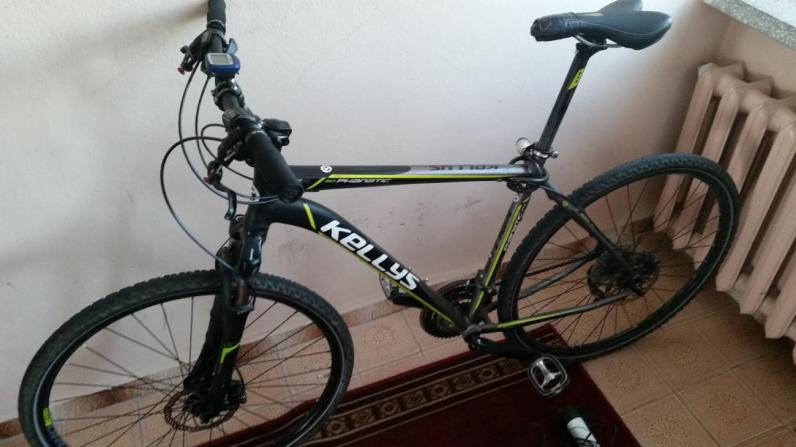 rowerowe edc - ksiadznarowerze rower crossowy
