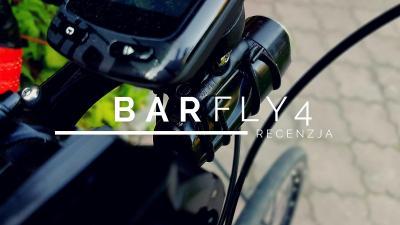 Bar Fly – uniwersalny uchwyt dolicznika, kamerki ilampki