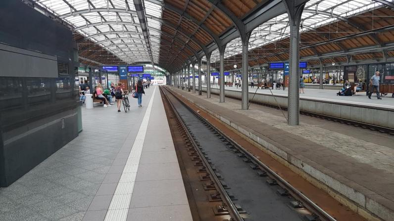 Wroclaw 2017 - wroclawski dworzec