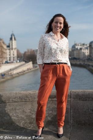 Look Septembre - Atelier Charlotte Auzou