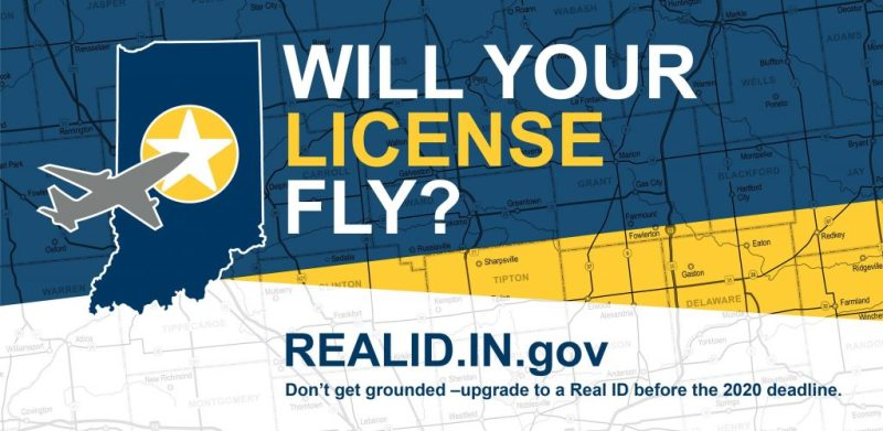 Real ID Indiana