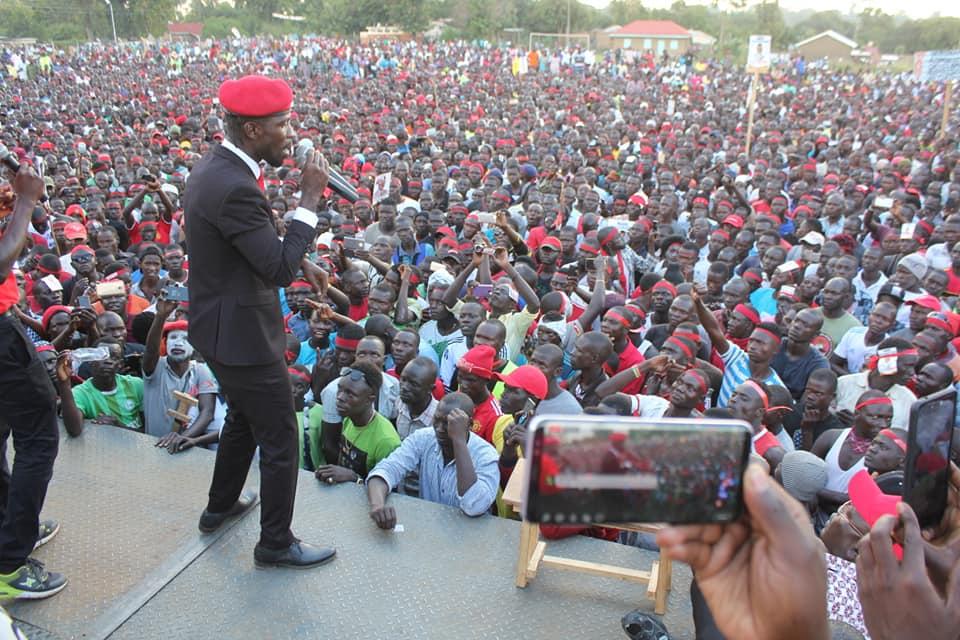 Uganda Cannot Export Peace When It Lacks Peace at Home, writes Bobi Wine in  Mail & Guardian - FREE BOBI WINE
