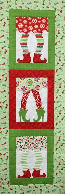 Christmas Elf Pattern