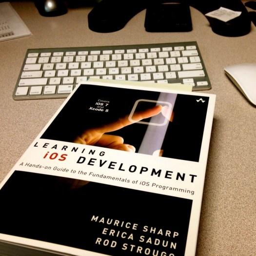 Learning iOS Dev