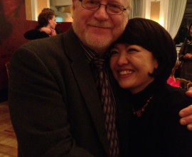 with soprano Sunhae Im following PSO residency at Musikverein, Vienna