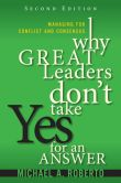 Why Great Leaders