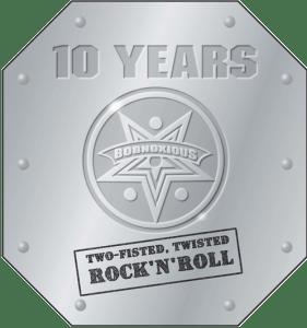 10 Years of Bobnoxious